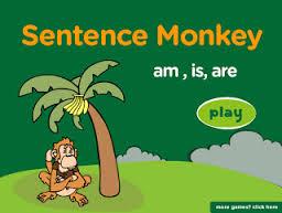 sentence monkey