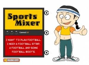 sportsmixer