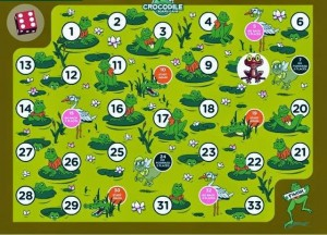 crocodile board game