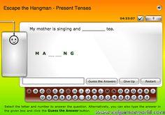 hangman verbs