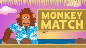 between-the-lions-monkey-match